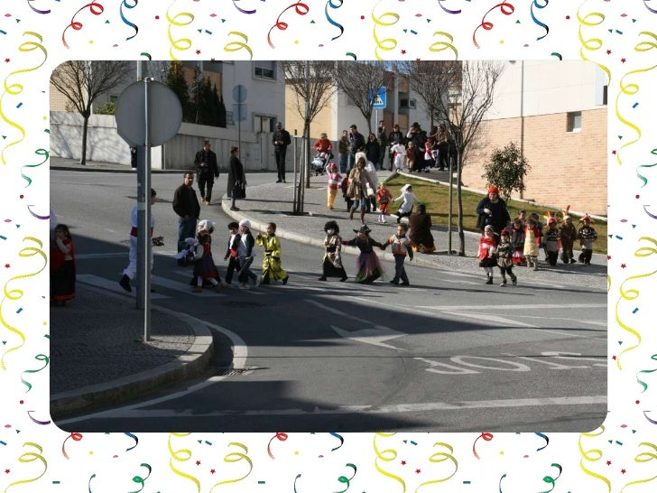 Carnaval 2012 no CEGV