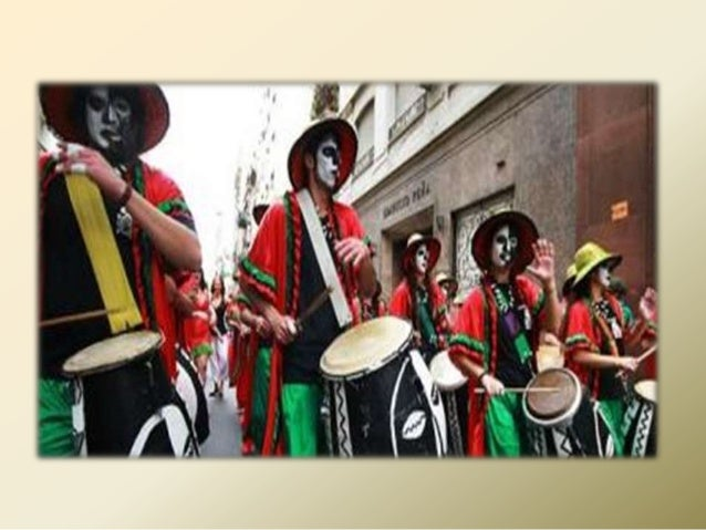 Carnaval afrodescendiente en san telmo Slide 2