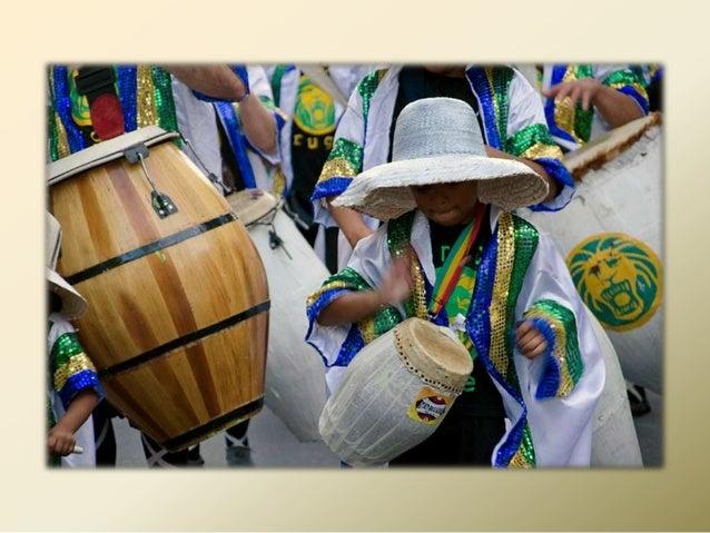 Carnaval afrodescendiente en san telmo Slide 3