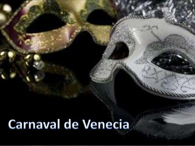 • Surge a partir de la tradición del año 1480-  1700, en donde la nobleza se disfrazaba para  salir a mezclarse con el pue...