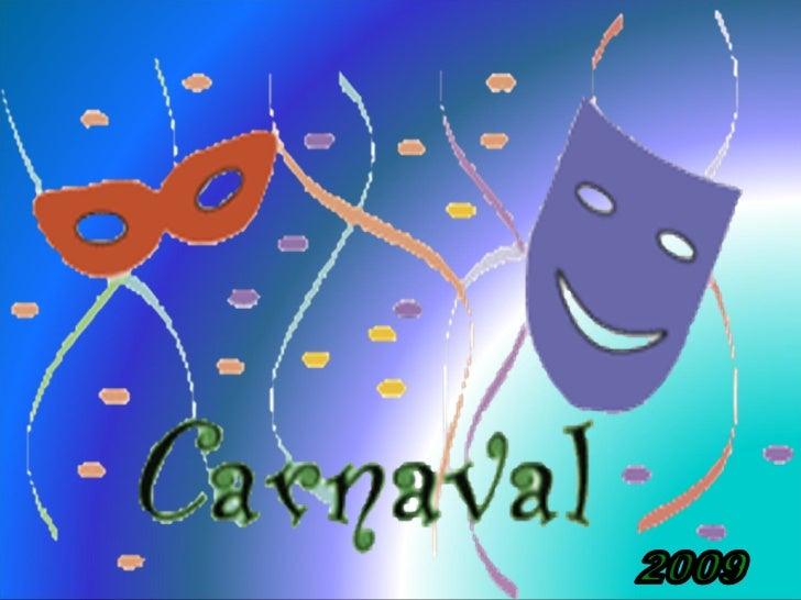 Carnaval Centro de Adultos Slide 1