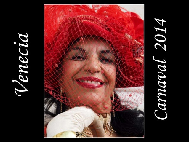 Venecia Carnaval2014