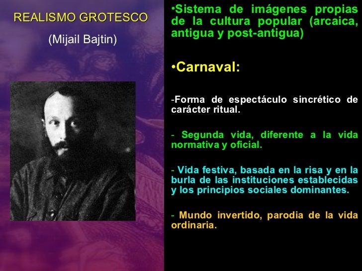 lo carnavalesco bajtin pdf