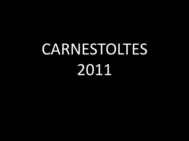 CARNESTOLTES2011<br />