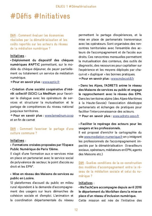 16 Enjeu 2 #LittératieNumérique #Idées clés •Valoriser les innovations existantes dans les écosystèmes   éducatifs a...