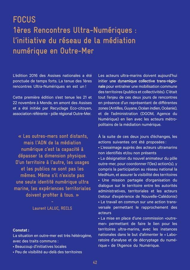 Carnet de la Médiation Numérique - Nov 2016