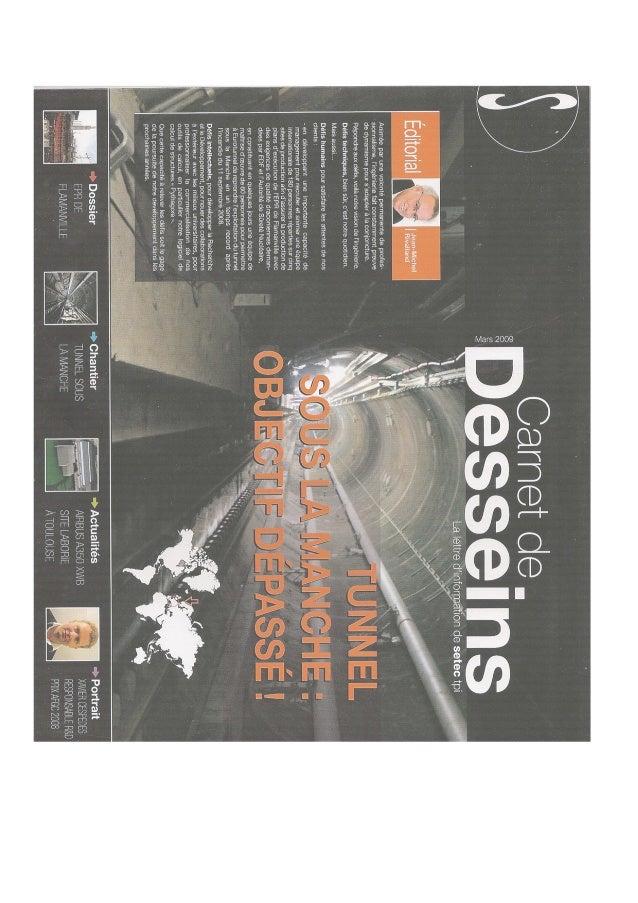 Carnet desseins4 mars 2009