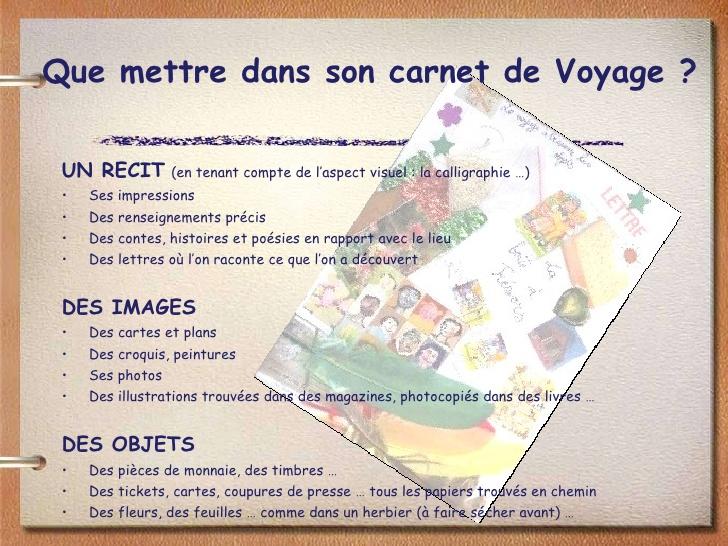 Très Carnet De Bord Voyage Scolaire JD91   Jornalagora XO38