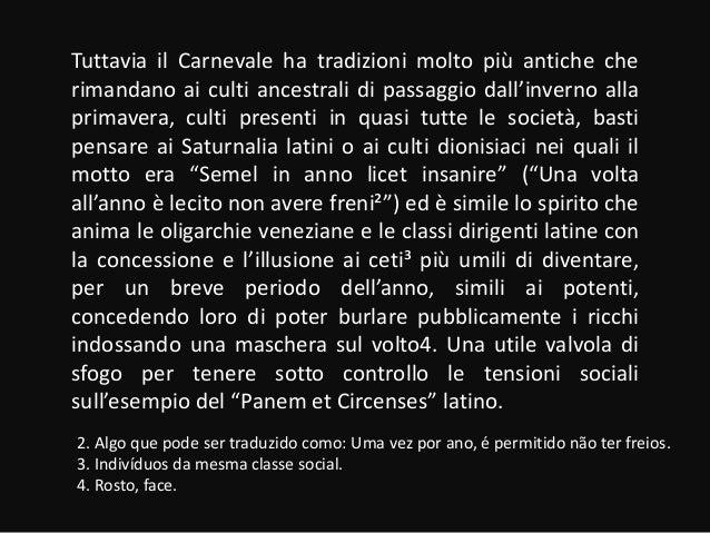 Carnevale di Venezia Slide 3