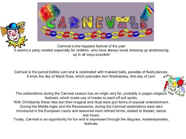 CarnivalisthehappiestfestivaloftheyearItseemsapartycreatedespeciallyforchildren,whohavealwaysloveddress...