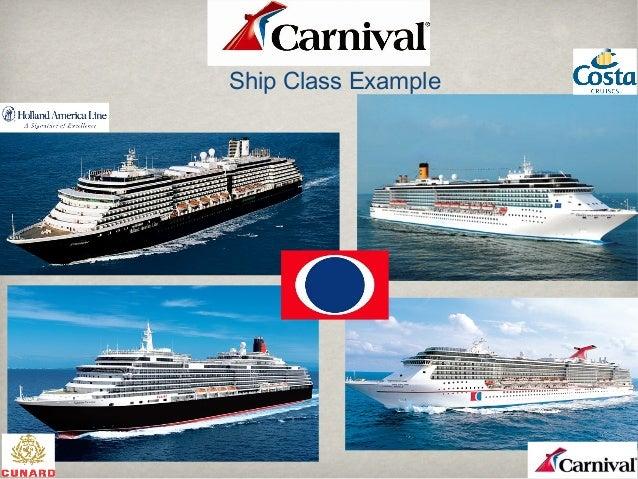 Carnival Ppt Final - Carnival cruise ship classes