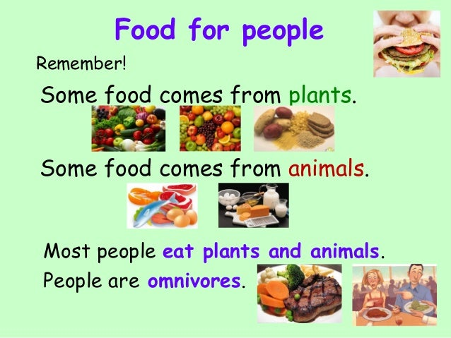 Omnivore facts for kids.