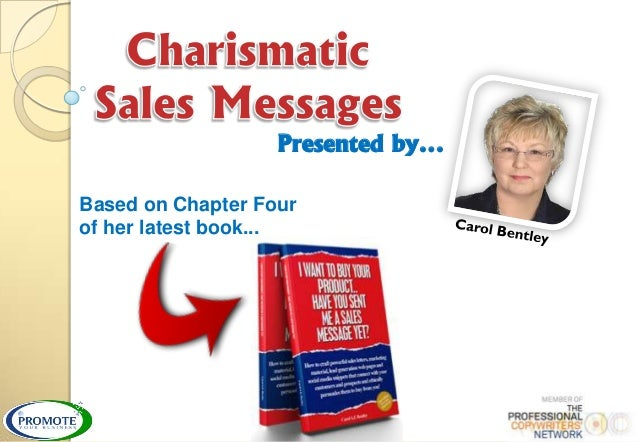 Presented by...Based on Chapter Fourof her latest book...
