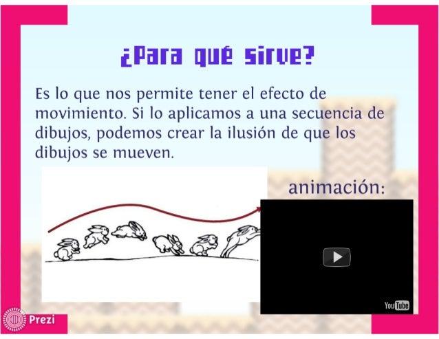 Animación Cinematográfico. Carolina Levinsky