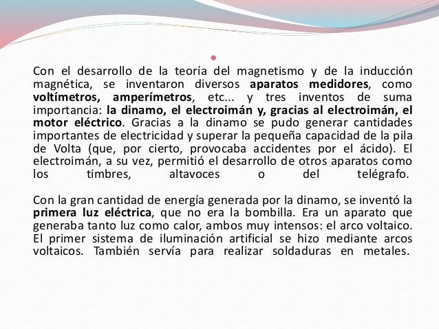  Con el desarrollo de la teoría del magnetismo y de la inducción magnética, se inventaron diversos aparatos medidores, co...