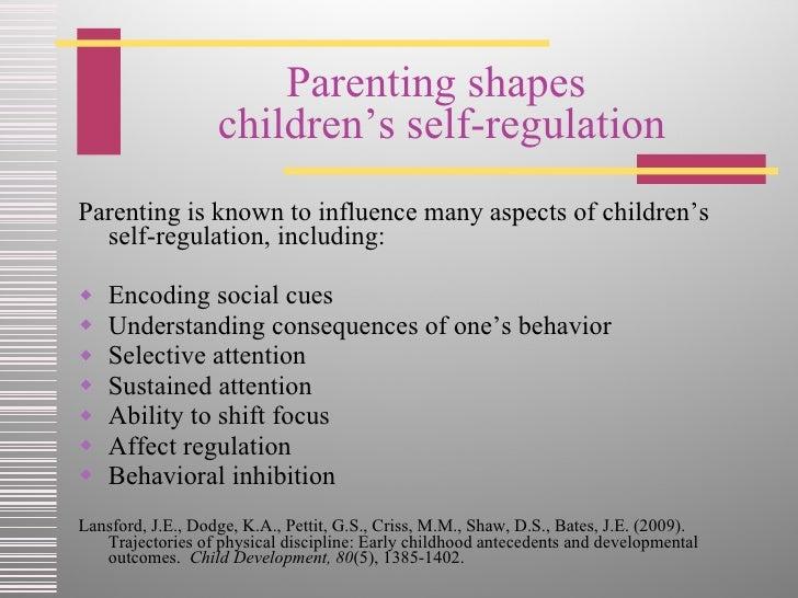 Self-Regulation Skills in Children - Understood.org