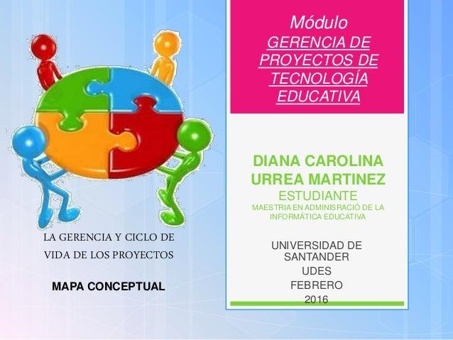 DIANA CAROLINA URREA MARTINEZ ESTUDIANTE MAESTRIA EN ADMINISRACIÓ DE LA INFORMÁTICA EDUCATIVA UNIVERSIDAD DE SANTANDER UDE...