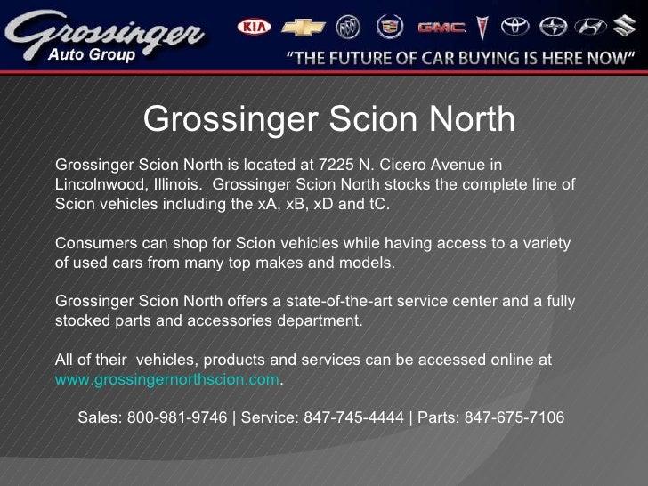 Grossinger Toyota North >> Caroline Grossinger | Grossinger Autoplex