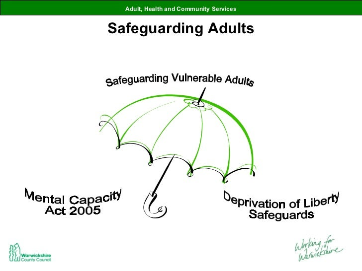safeguarding and protection of vulnerable adult in health and social care Icon college unit 10 safeguarding in health social care organization  safeguarding vulnerable adults and  leading the change from adult protection to.