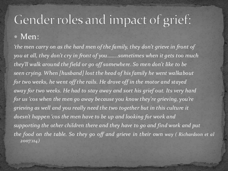 the negative effects of unresolved grief Ten main attributes to this track include imagery/memory, emotional distance, positive effect, negative effect, preoccupation with the loss complicated grief.