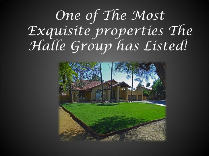 One of The MostExquisite properties TheHalle Group has Listed!