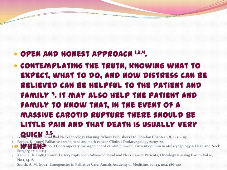 Caring for the patient at home  Many patients may wish to go home and may    not wish to stay in hospital, 'waiting to   ...