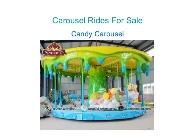 Carousel Rides For Sale Candy Carousel