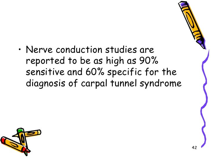 Nerve conduction studies and EMG in carpal tunnel syndrome ...