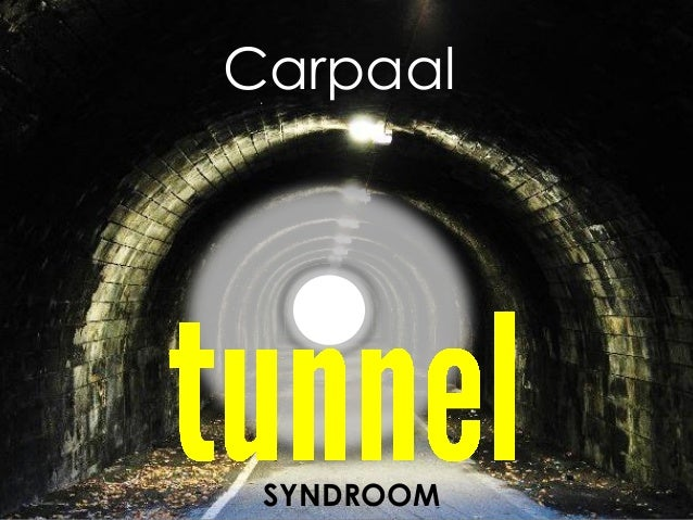 Carpaal  SYNDROOM