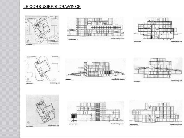 Carpenter Centre For Visual Arts LE CORBUSIER
