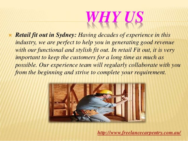 Carpenters services and jobs in sydney