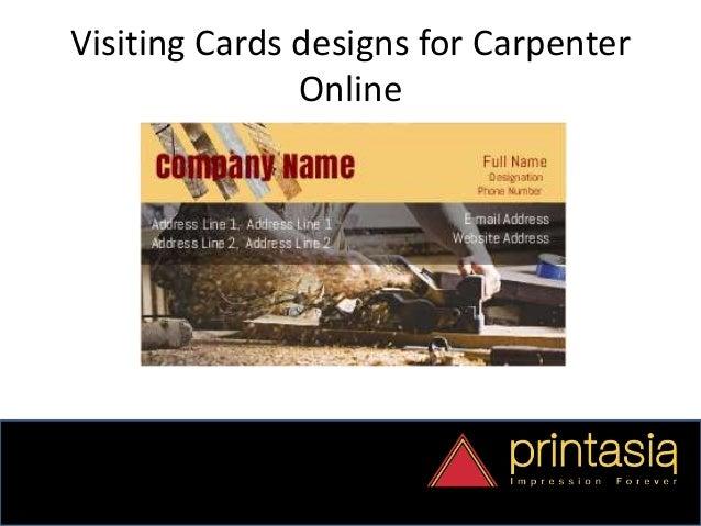 It Visiting Card Design Sample
