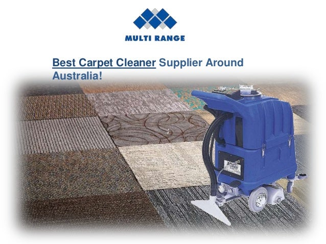 Best Carpet Cleaner In Australia