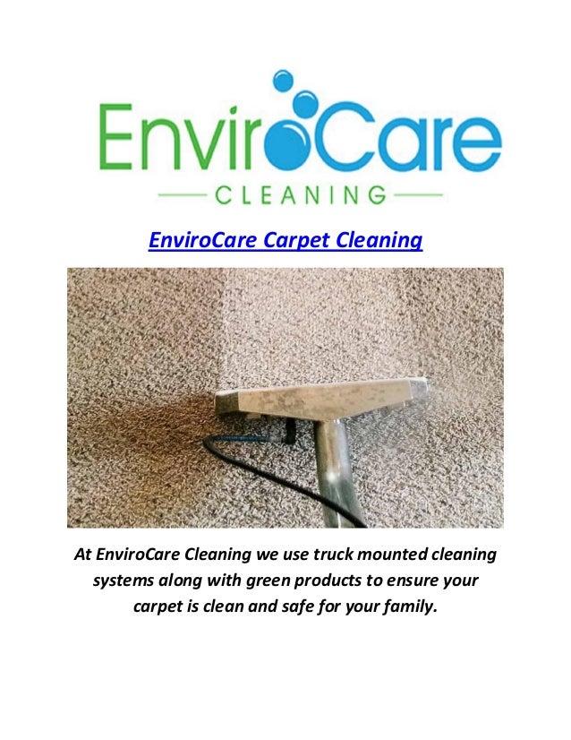 Envirocare Carpet Cleaners In Minneapolis