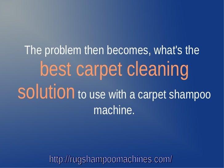 best carpet cleaning solution for pre treatment. Black Bedroom Furniture Sets. Home Design Ideas