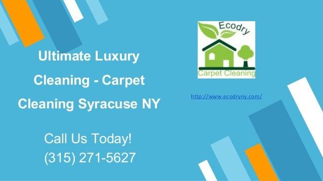 Carpet Cleaning Syracuse Ny 315 271 5627 Ecodry Of
