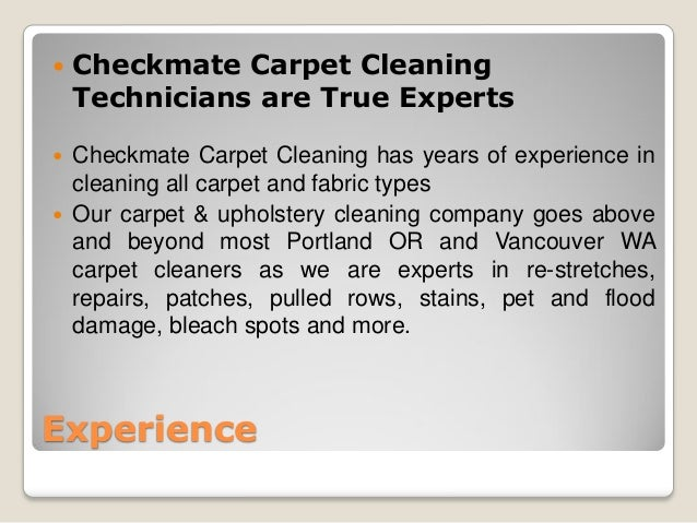 Upholstery Cleaning Services Vancouver Washington