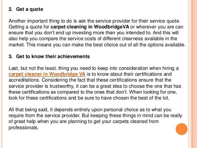 Carpet Cleaning Woodbridge VA - www.localcarpetcleanersva.com