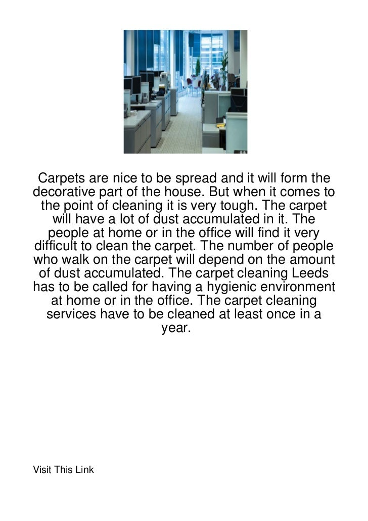 Carpets are nice to be spread and it will form thedecorative part of the house. But when it comes to the point of cleaning...