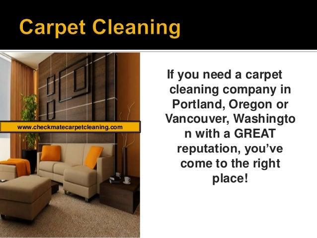 Carpet Cleaning Portland Oregon