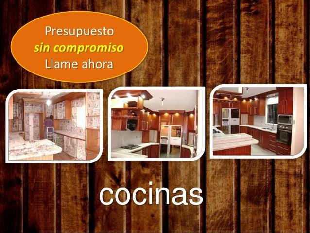 Publicidad Carpinteria HR, c.a 2 Slide 2