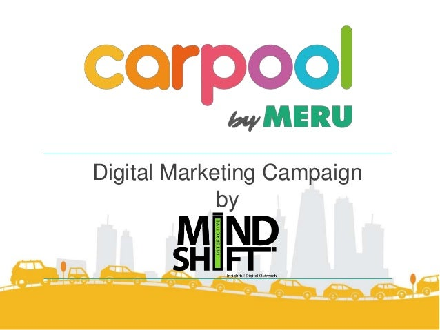 Digital Marketing Campaign by
