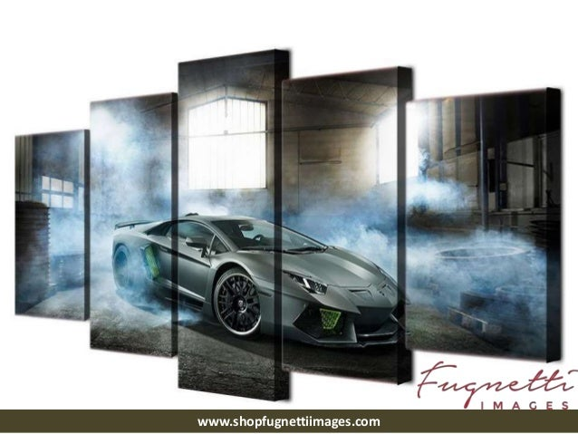 buy car posters and canvas prints online from shopfugnettiimages