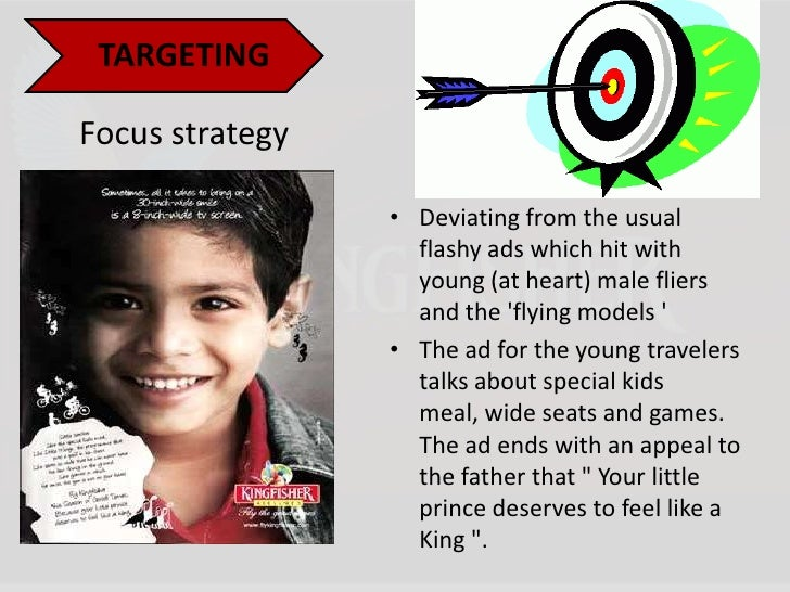 Corporate level strategy of kingfisher airlines