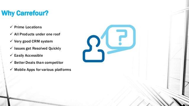 Consumer Behavior Study of Carrefour UAE (Dubai)