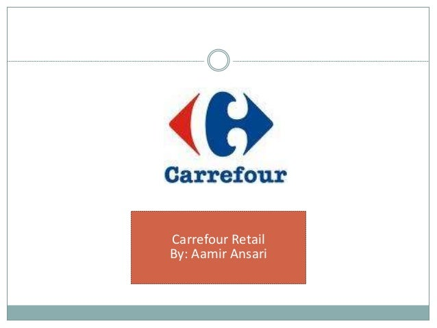 Carrefour history and retail