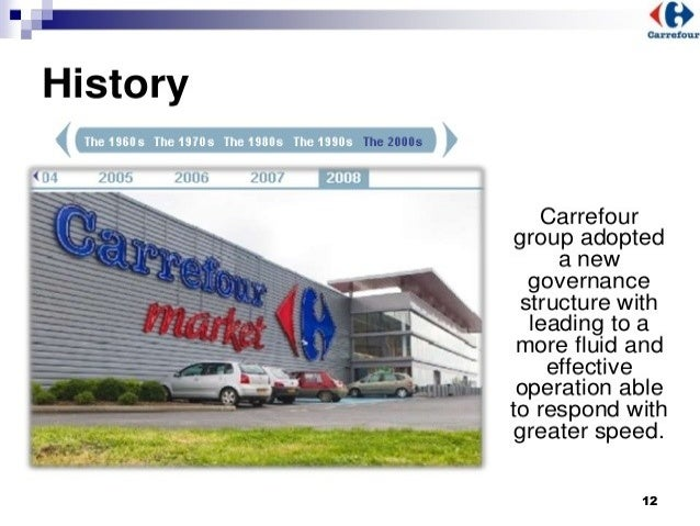 carrefour presentation Carrefour is focussing on revitalising operations in core markets – with further  disposals of peripheral operations a possibility #1 carrefour multi-channel is a.