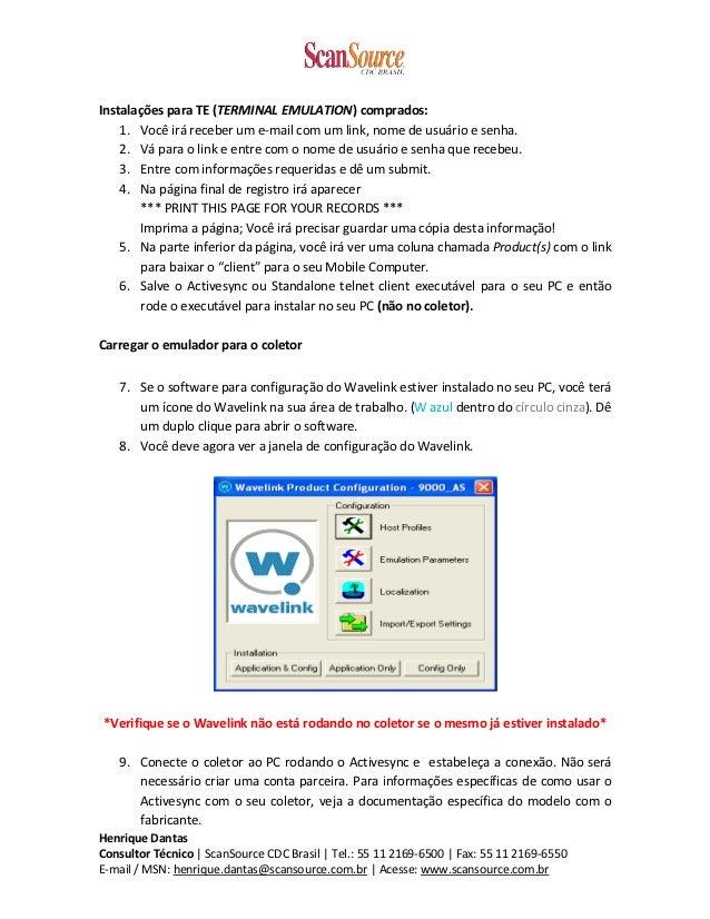 Wavelink client download