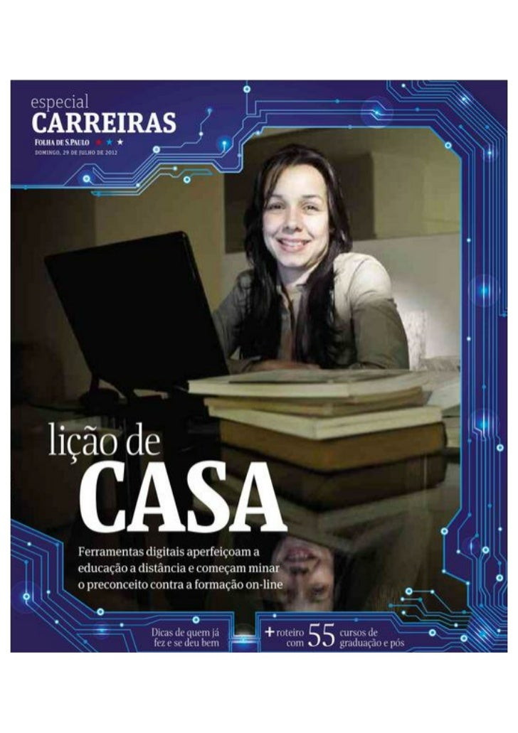 Carreiras   folha de são paulo - 29 de julho de 2012