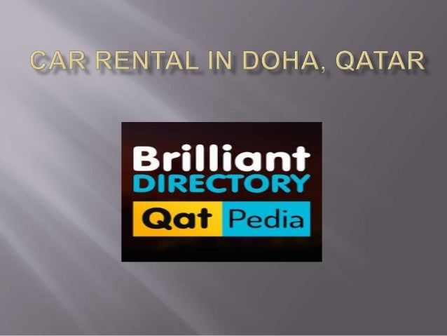  While traveling through Qatar the places to visit in Qatar you need a Car. So it make easy for you to reach all the plac...